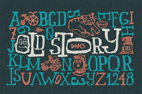 时尚英文字母设计矢量素材,潮流时尚字母,字体印花图案,26个英文字母