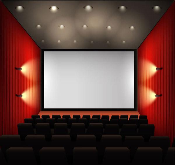 电影院工装方形丝巾系法步骤