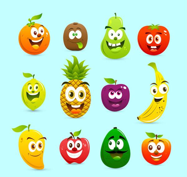 qq水果动物头像
