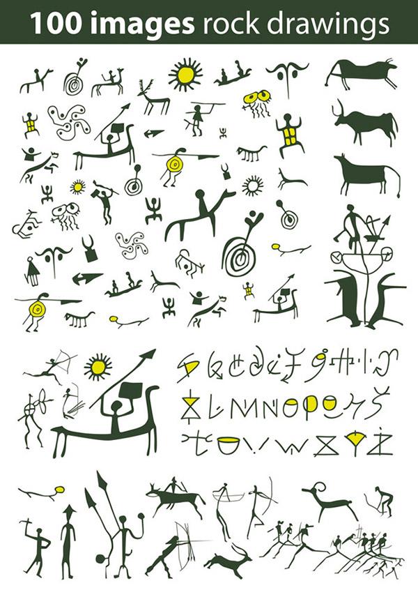 象形文字,古埃及文化图片