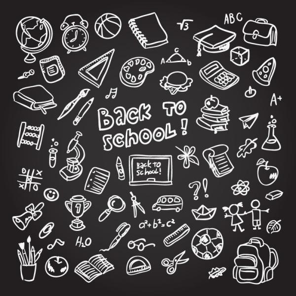 0 点 关键词: 手绘学校涂鸦图案,手绘,学校,涂鸦图案,白色,粉笔,黑白