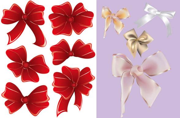 彩带编织的蝴蝶图解