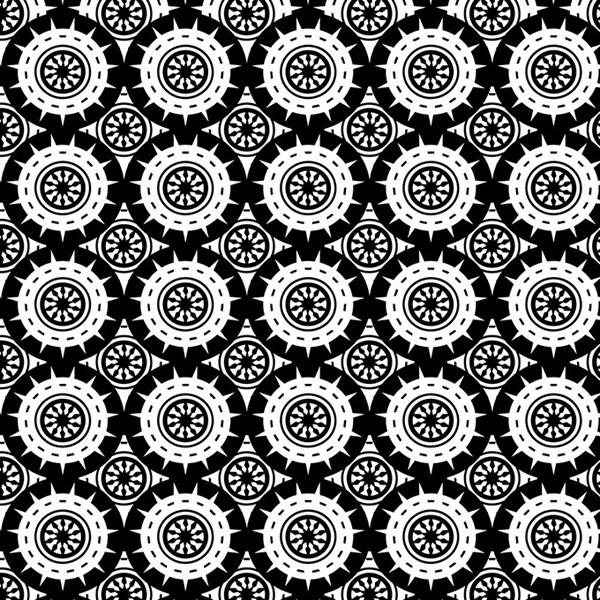 黑白圆形背景_素材中国sccnn.com