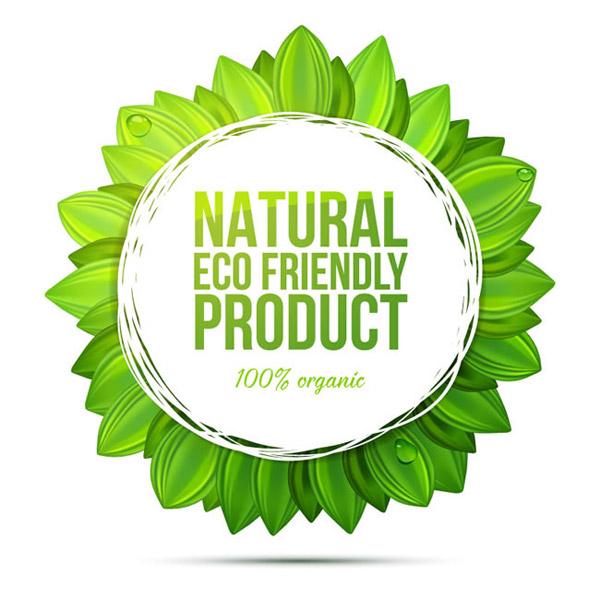 天然环保产品标签_素材中国sccnn.com