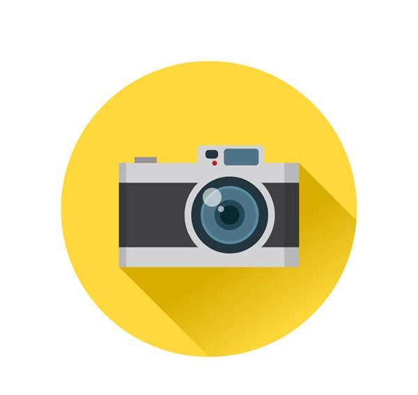 照相机图标_素材中国sccnn.com图片