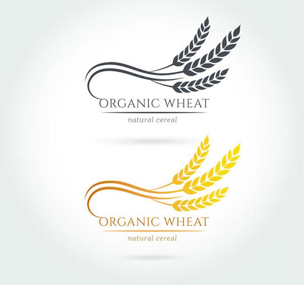 素材分类: 矢量logo图形所需点数: 0 点 关键词: 弯曲麦穗标志矢量