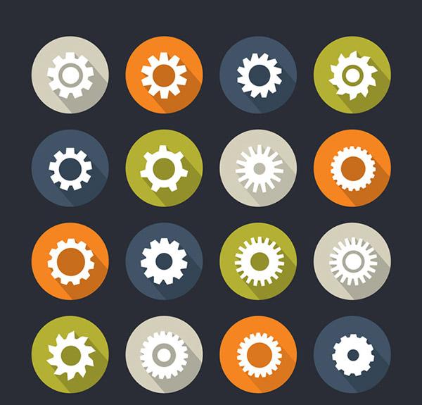 0   点 关键词: 时尚圆形齿轮图标矢量素材,圆形,齿轮,图标,机械