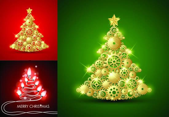 素材分类: 矢量圣诞节所需点数: 0 点 关键词: 创意圣诞树设计矢量素