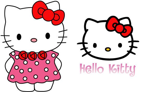 点 关键词: 手绘hellokitty矢量图,手绘,hellokitty,凯蒂猫,可爱,卡通