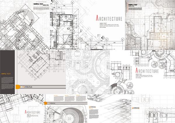 设计图纸,建筑图纸背景,cad图,工程装修图纸,建筑设计,eps格式 下载