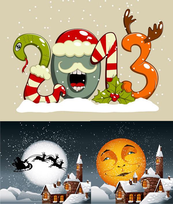 素材分类: 其它所需点数: 0 点 关键词: 可爱卡通圣诞鹿角2013新年矢
