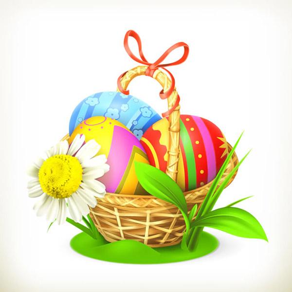 素材分类: 矢量节日其它所需点数: 0 点 关键词: 复活节彩蛋篮子矢量