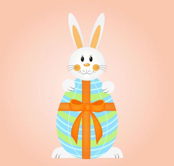 疯狂动物城里狐狸抱兔子的图片
