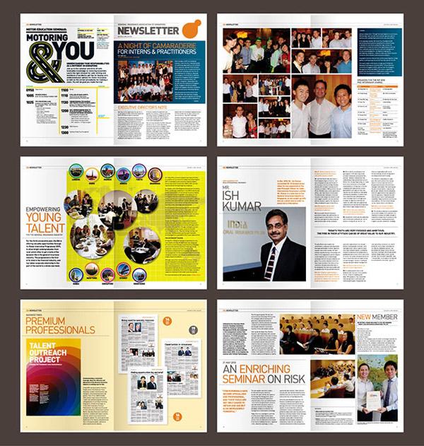 杂志内页设计模板eps素材下载,简约杂志内页设计,画册内页排版设计
