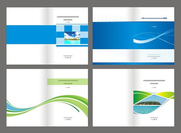 点 关键词: 简洁企业画册封面设计模板cdr素材下载,企业画册设计,创意