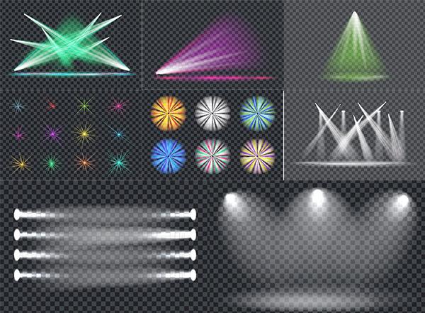 舞台灯光设计_素材中国sccnn.com