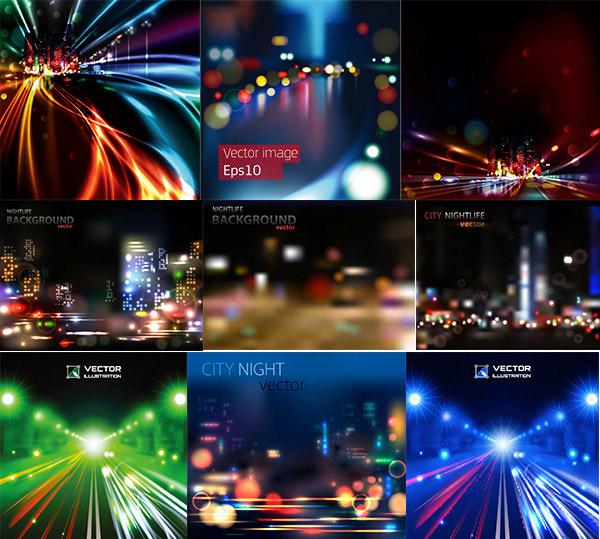 0 点 关键词: 模糊城市背景矢量素材,模糊城市,炫彩光线,炫彩城市