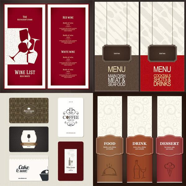 菜单设计,咖啡馆,创意菜单,餐厅菜单 下载文件 特别说明:本站所有资源