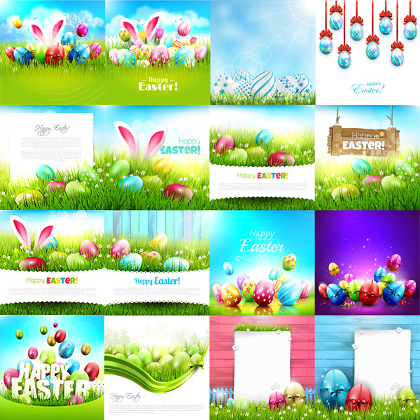 矢量节日其它所需点数: 0 点 关键词: 复活节彩蛋矢量素材,兔子耳朵