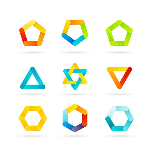 六边形窗花图案步骤