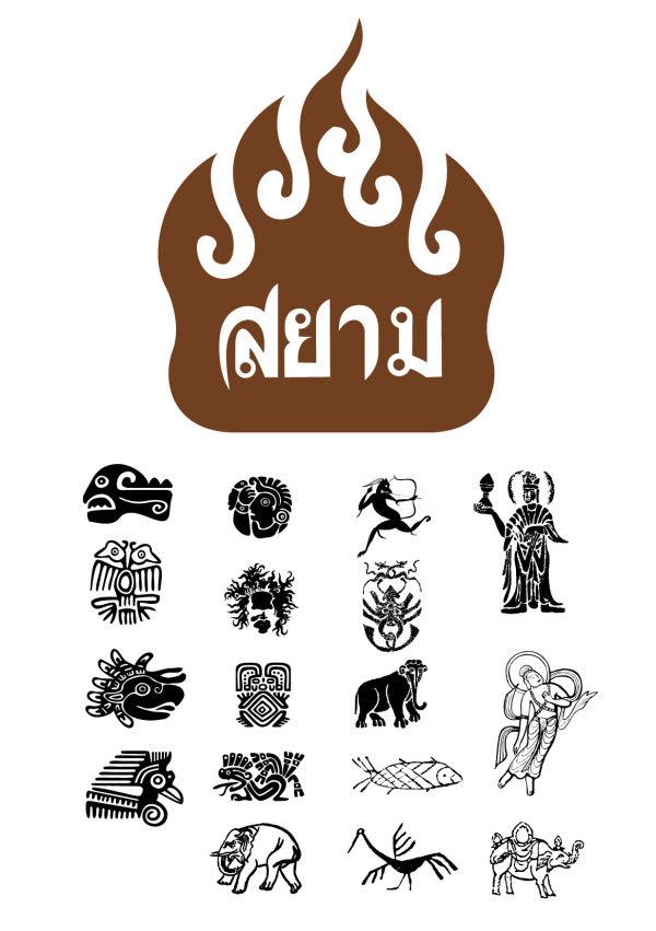 泰国佛教元素