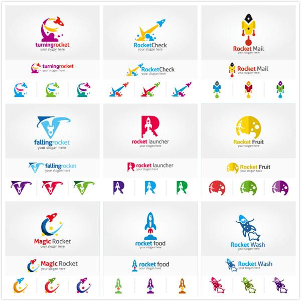 素材分类: 矢量logo图形所需点数: 0 点 关键词: 火箭logo图标矢量