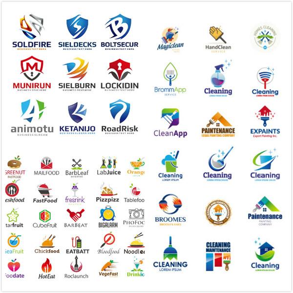 logo设计,标志图标,矢量素材