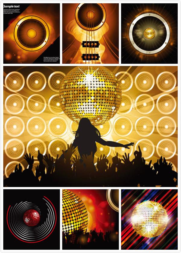 音乐会海报设计