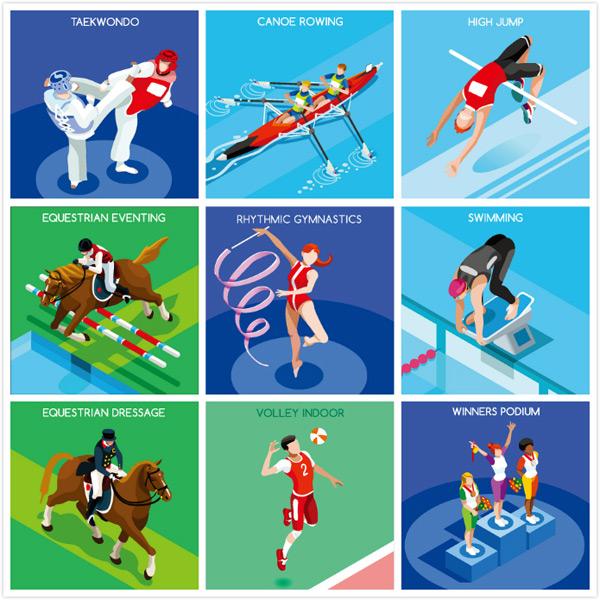 体育运动员项目_素材中国sccnn.com