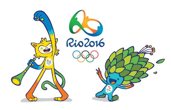 2016奥运会吉祥物图片