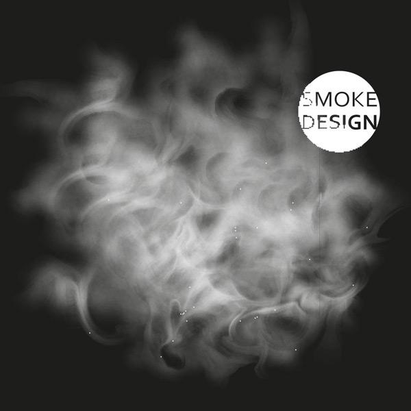 烟雾图标矢量图