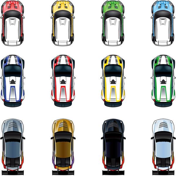 设计矢量素材,汽车平面,卡通赛车模板下载,卡通赛车,汽车,跑车,车辆