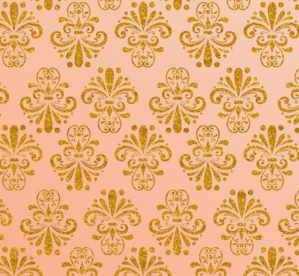 素材分类: 矢量背景所需点数: 0 点 关键词: 欧式金色花纹背景矢量