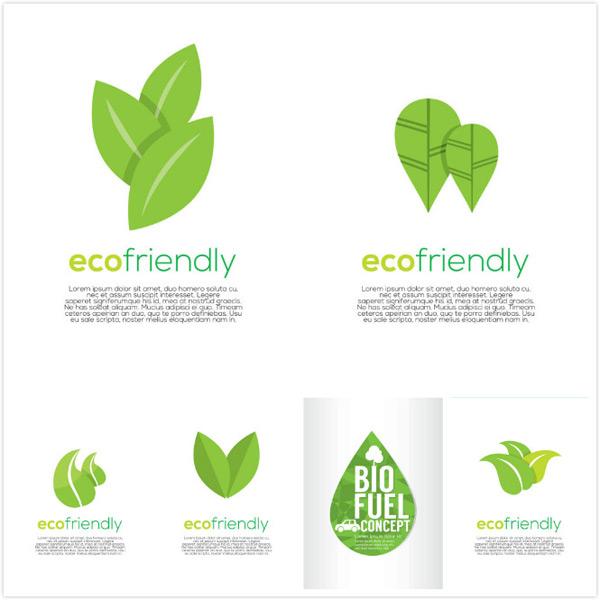 矢量logo图形所需点数: 0 点 关键词: 绿色环保企业标志logo矢量图图片