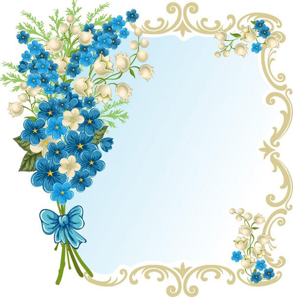 0 点 关键词: 铃兰花欧式花纹背景边框矢量图下载,花朵,铃兰花,欧式