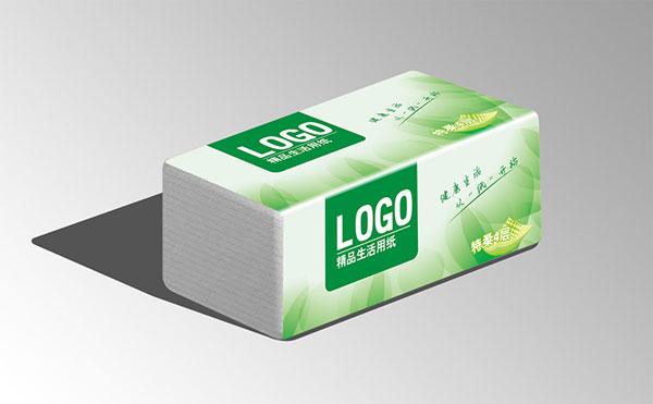 抽紙包裝設計