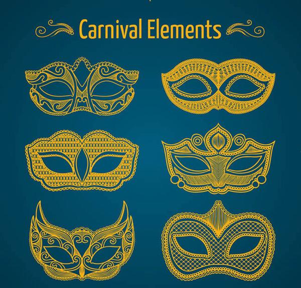 0 点 关键词: 金色面具图标矢量图下载,花纹,面具,图标,金色,假面