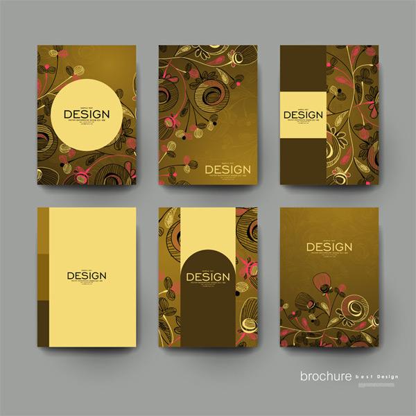 花卉植物卡片