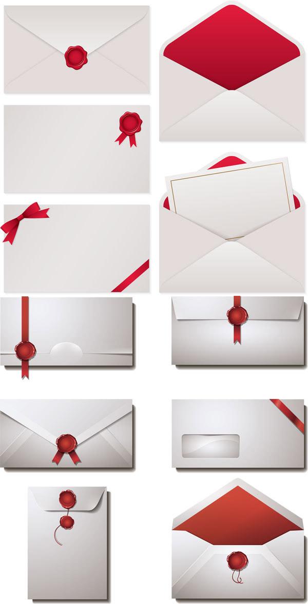 蝴蝶信封的折法图解