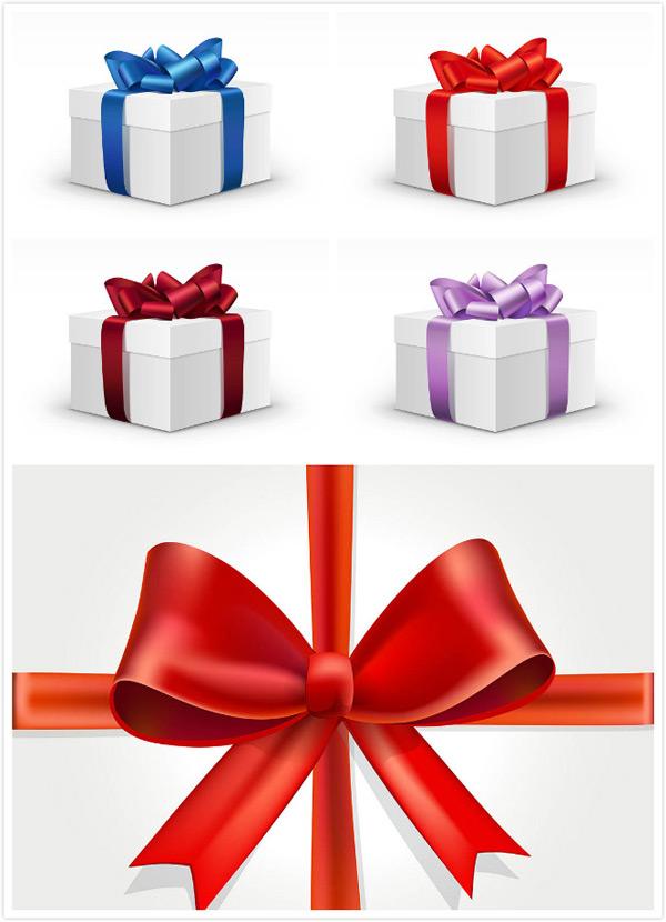 素材分类: 节日用品所需点数: 0 点 关键词: 精美礼品盒包装矢量素材