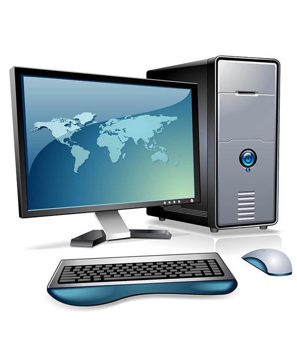 素材分类: 矢量电器所需点数: 0 点 关键词: 液晶显示器电脑图标矢量