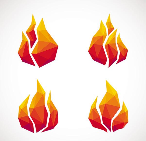 0 点 关键词: 潮流渐变色块火焰矢量素材,火焰矢量,渐变色块矢量
