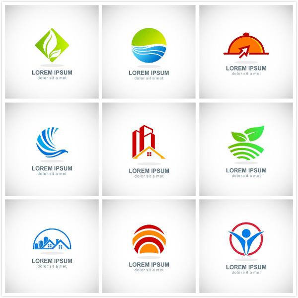 素材分类: 矢量logo图形所需点数: 0 点 关键词: 标志矢量素材,蓝色