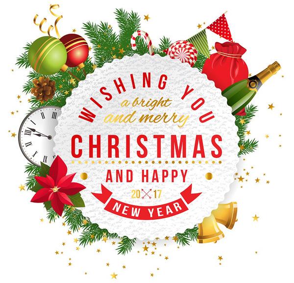 0 点 关键词: 圣诞主题背景矢量素材,礼物,酒,圣诞球,铃铛,圣诞树叶