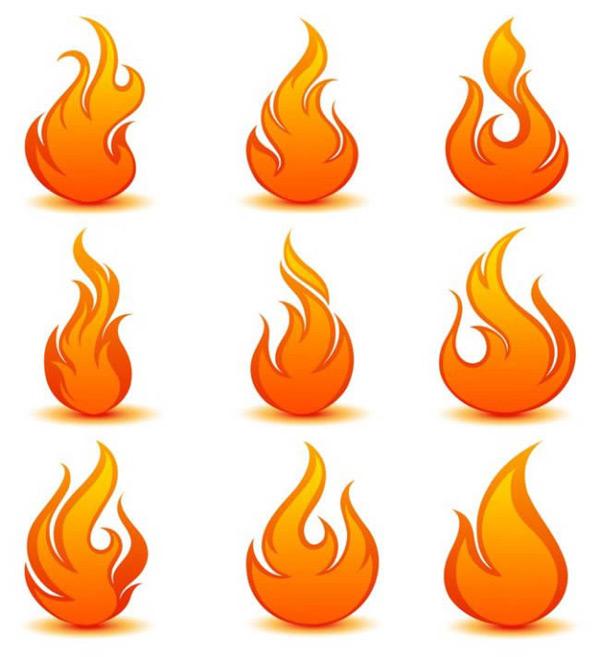 素材分类: 矢量logo图形所需点数: 0 点 关键词: 火焰标志矢量图下载