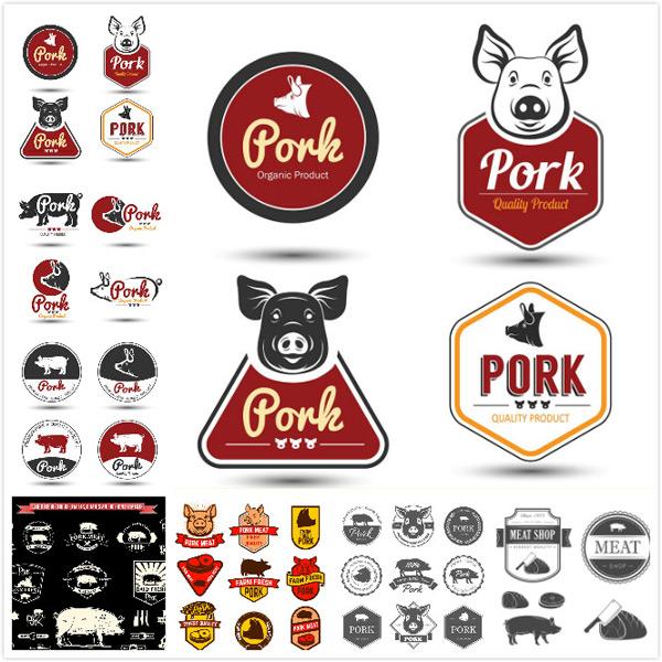 素材分类: label矢量所需点数: 0 点 关键词: 猪肉标签元素矢量素材