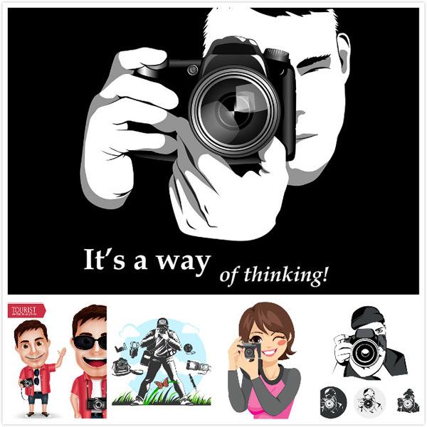 q版相机可爱图