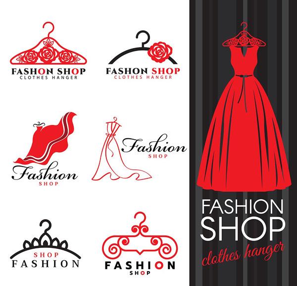 服装店logo_素材中国sccnn.com图片