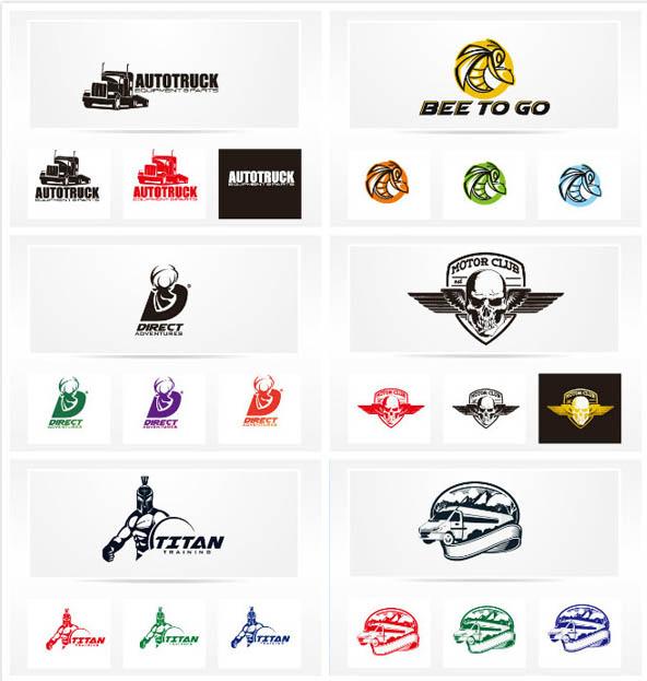 矢量logo图形所需点数: 0 点 关键词: logo矢量素材,卡车logo,货车lo