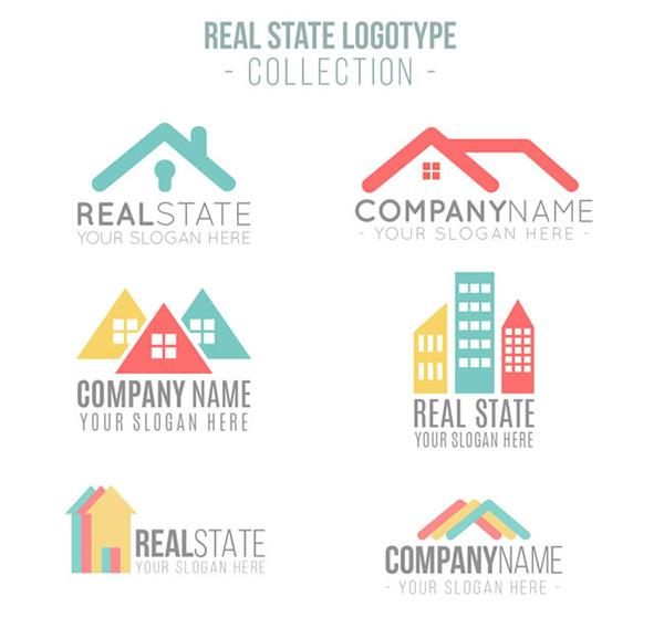 不动产标志,商务,房屋,建筑,楼房,房顶,不动产,房地产,标志,矢量图,ai